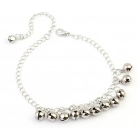 AK107 - Korean fashion girls bell anklet