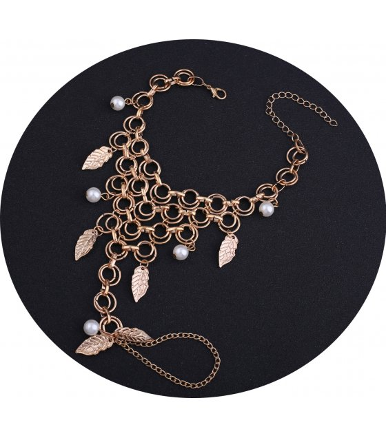 AK125 - Summer Beach Anklet