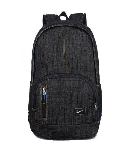 BP060 - Denim Nike Shoulder Backpack