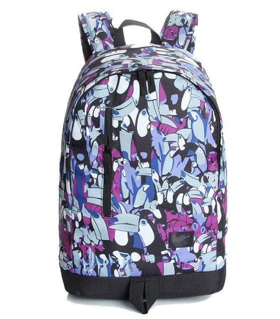 BP085 - Blue Printed Nike Full backpack