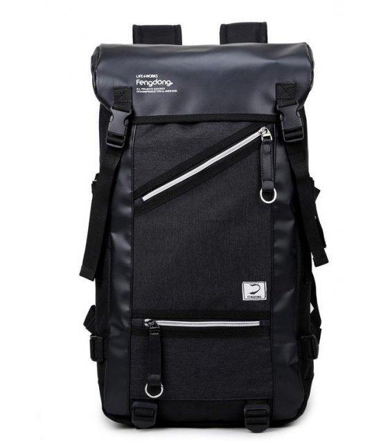 BP126 - Fengdong black backpack