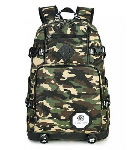 BP144 - AOLIDA camo back pack