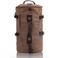 BP164 - Brown Camping Bag