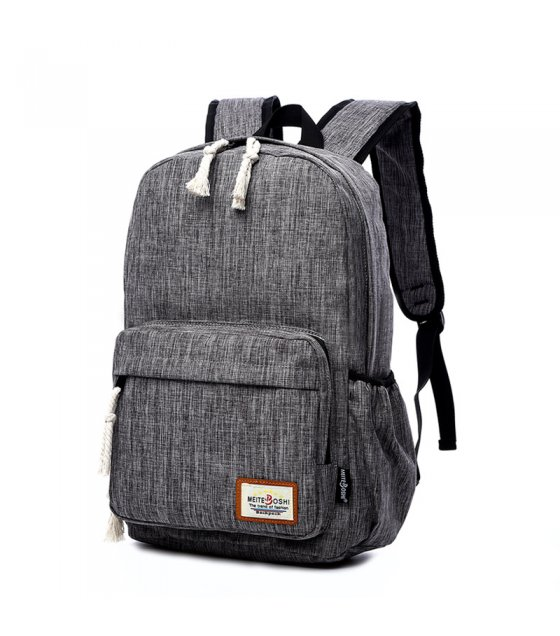 BP166 - Stylish Ash Backpack Bag