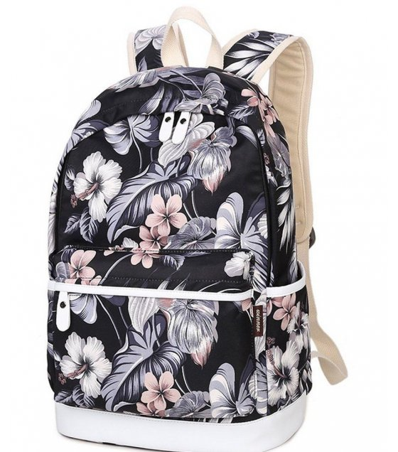 BP242 - High Capacity Canvas Backpack