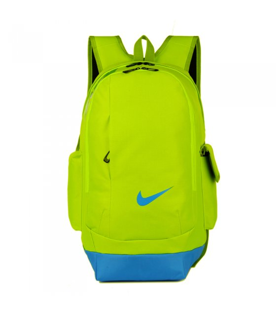 BP249- Bright Yellow Nike Backpack Bag