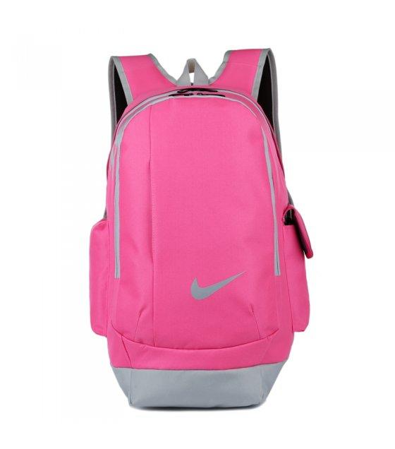 BP251- Pink NikeBackpack Bag