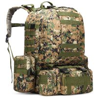 BP262 - Outdoor Army Camo Trekking Backpack