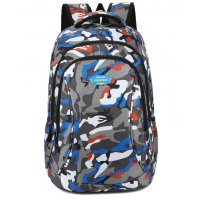 BP287 - Colorful Travel Backpack