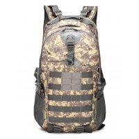 BP294 - Military tactical camouflage shoulders trekking bag