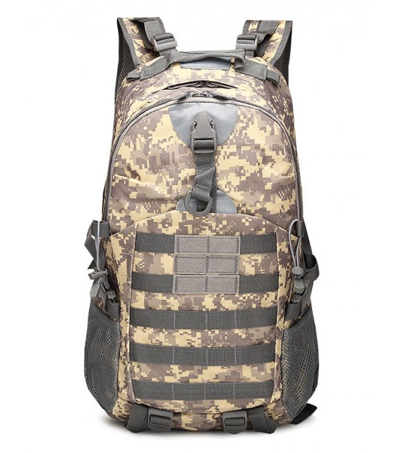 BP294 - Military tactical camouflage shoulders trekking bag