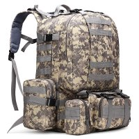 BP298 - Outdoor backpack army camouflage trekking Backpack