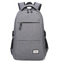 BP307 - Oxford cloth waterproof USB charging backpack