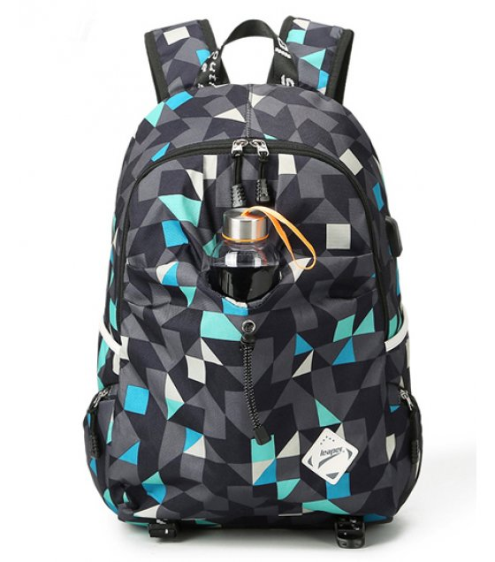 BP309 - Outdoor Color Fan Sports Casual backpack
