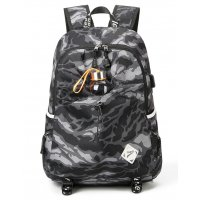 BP310 - Outdoor Color Fan Sports Casual backpack