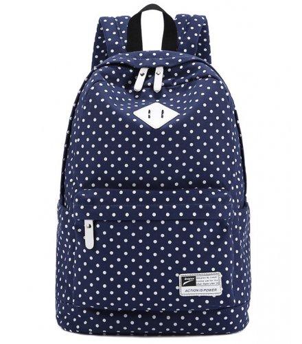 BP313 - Korean casual Shoulder Backpack