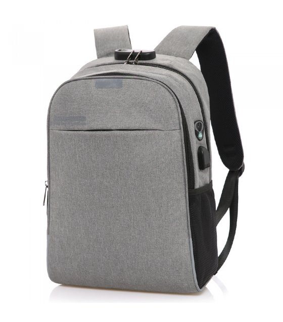 BP340 - Anti-theft Travel Backpack