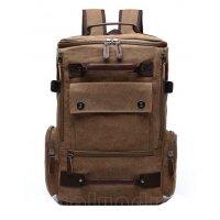 BP347 - Makino canvas backpack