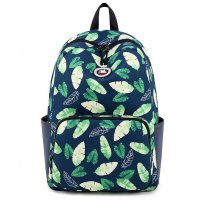 BP358 - Floral Leaf Backpack