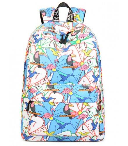 BP361 - Travel Leisure Printed Women's Backpack