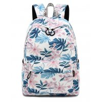 BP364 - Korean Women's Printed Backpack