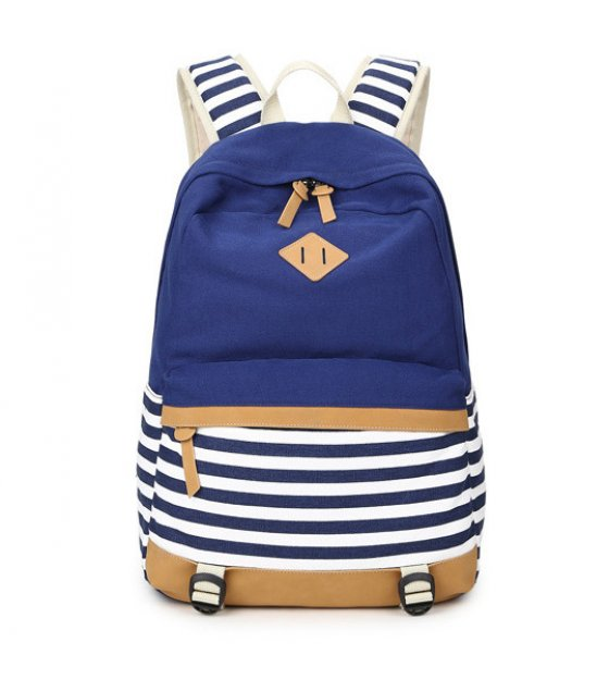 BP374 - Korean Canvas Backpack