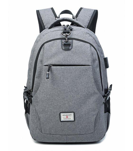 BP383 - Korean Anti-theft Backpack