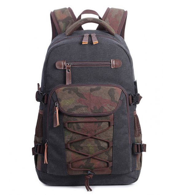 BP385 - Retro Casual Backpack