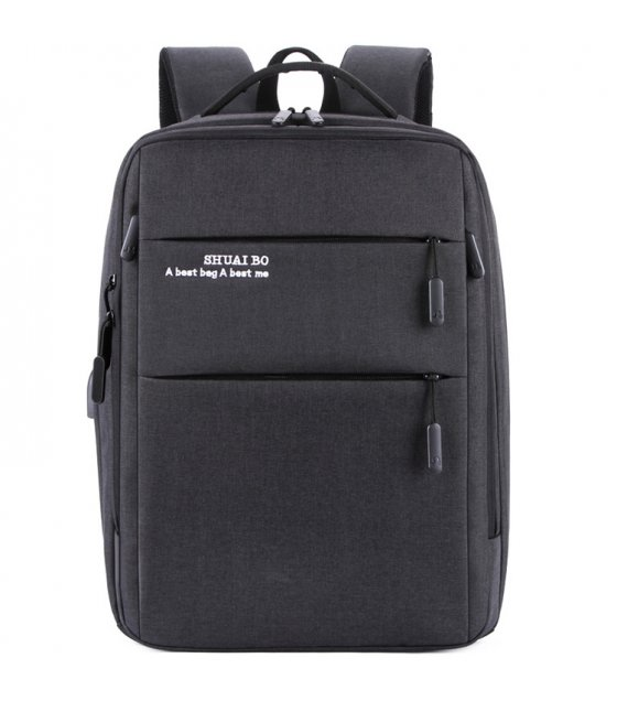 BP390 - Business USB Charging Multifunction Backpack