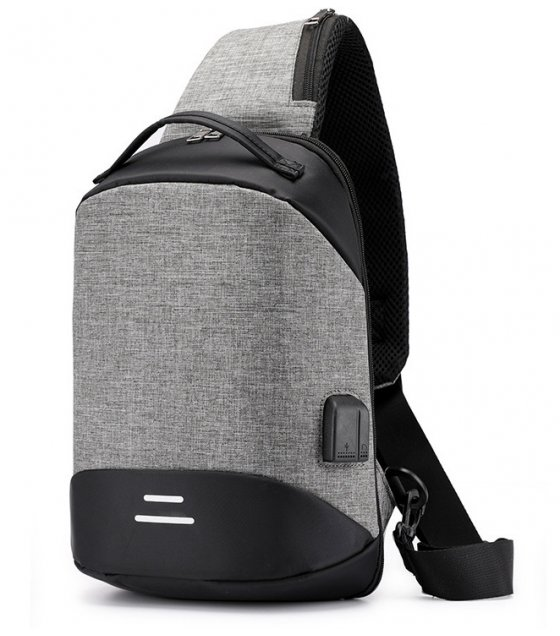 BP396 - Korean casual Cross Backpack