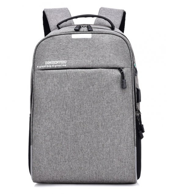 BP405 - Usb charging anti-theft backpack