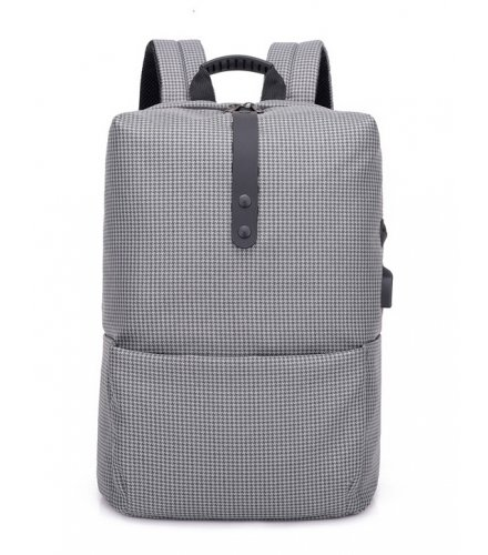 BP419 - Simple fashion computer backpack