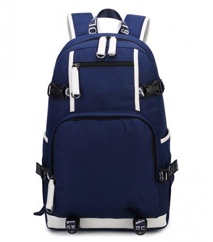 BP420 - Blue Fashion Backpack