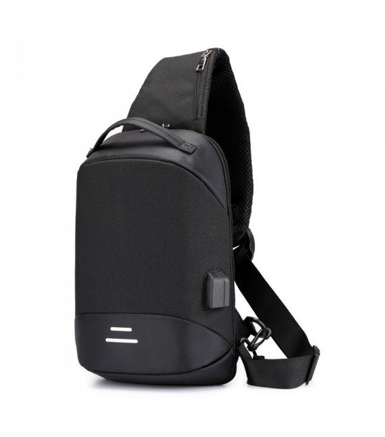 BP424 - Korean casual Cross Backpack