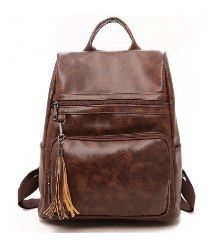 BP428 - Trendy Simple Backpack