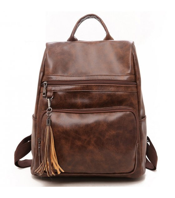 BP428 - Trendy Simple Backpack