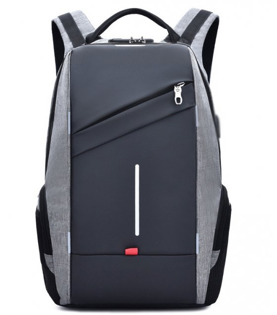 BP452 - Canvas Travel Laptop Bag