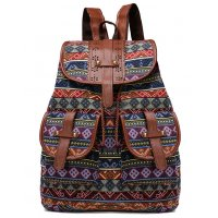 BP465 - Ladies casual canvas backpack