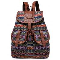 BP465 - Ladies casual canvas backpack