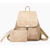 BP467 - Denim pattern suit backpack