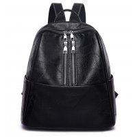 BP470 - PU leather backpack