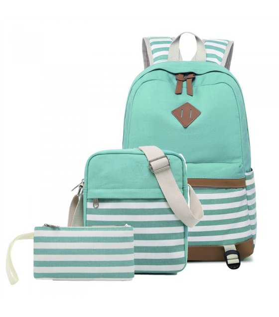 BP476 - Canvas Casual Backpack Set