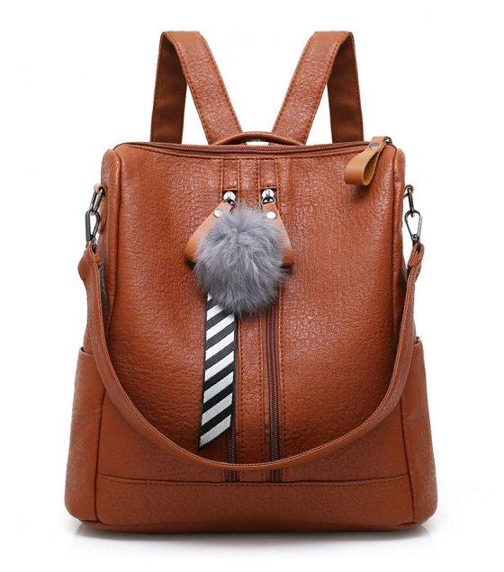 BP490 - Retro Fashion Backpack
