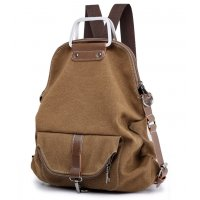 BP501 - Casual Canvas Backpack
