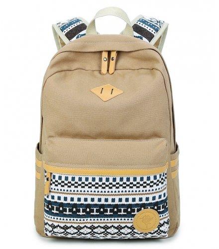 BP513 - Brown Casual Backpack Bag