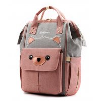 BP566 - Multifunctional Fashion Travel Backpack