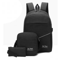 BP567 - Three Piece Fashion Backpack Set