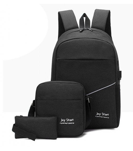 BP567 - Three Piece Fashion Backpack Set