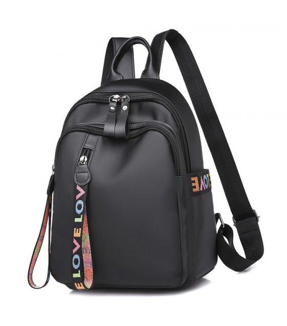 BP584 - Korean fashion nylon ladies backpack