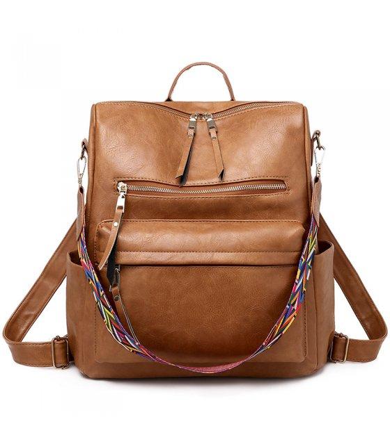 BP600 - Retro Pu Handbag